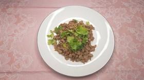 หมูสับผัดกระเทียมพริกไทย