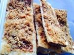 ขนมปังกรอบหมูหยองน้ำพริกเผา